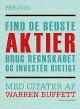 Find de bedste aktier – Brug regnskabet og investér rigtigt